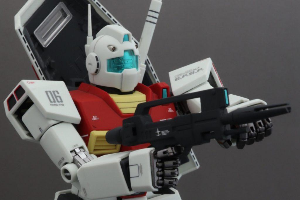 MG ジムⅡ(ユニコーンver)