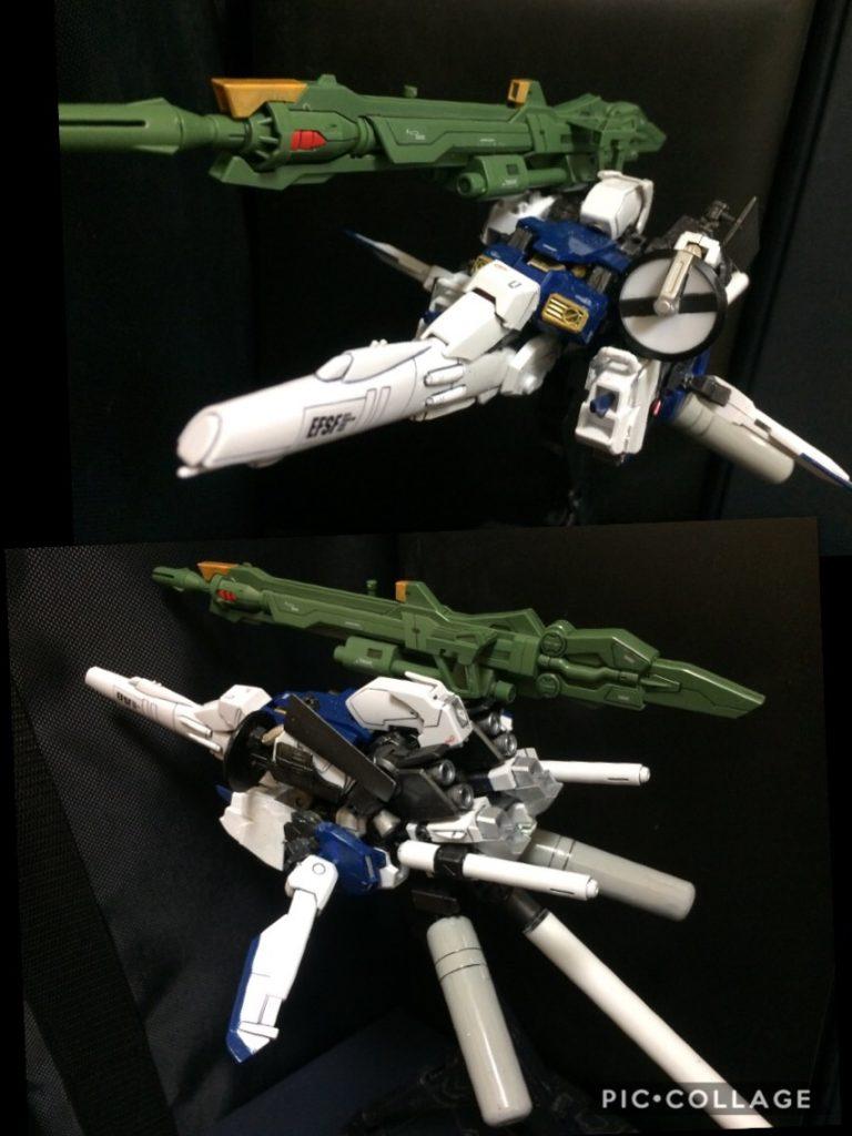 Sガンダム インプルーヴメント ディープストライカーEasy        S Gundam improvement DEEP−STRIKER EASY アピールショット6