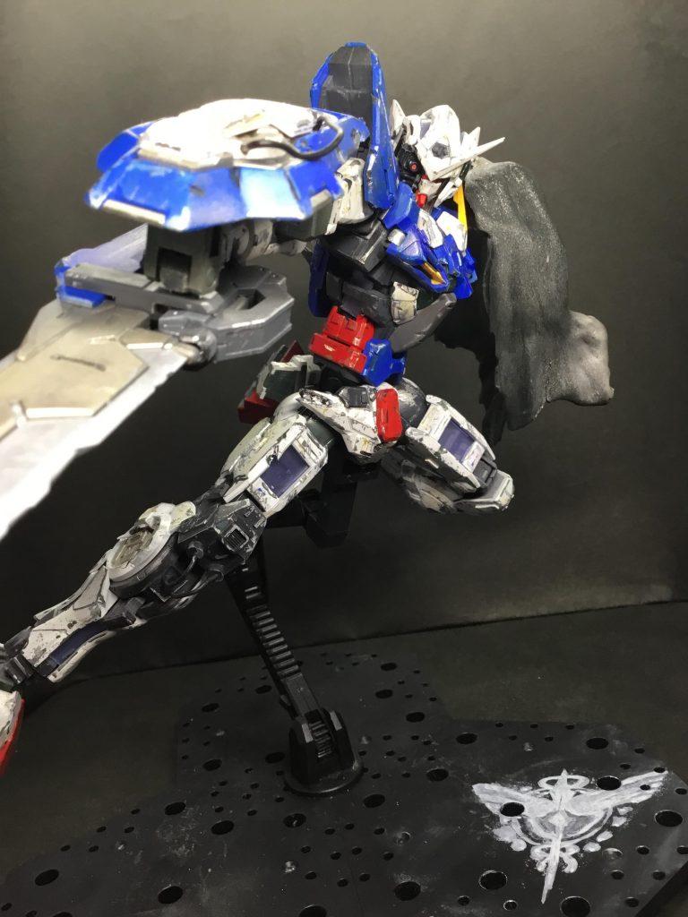 GUNDAM EXIA RE アピールショット3
