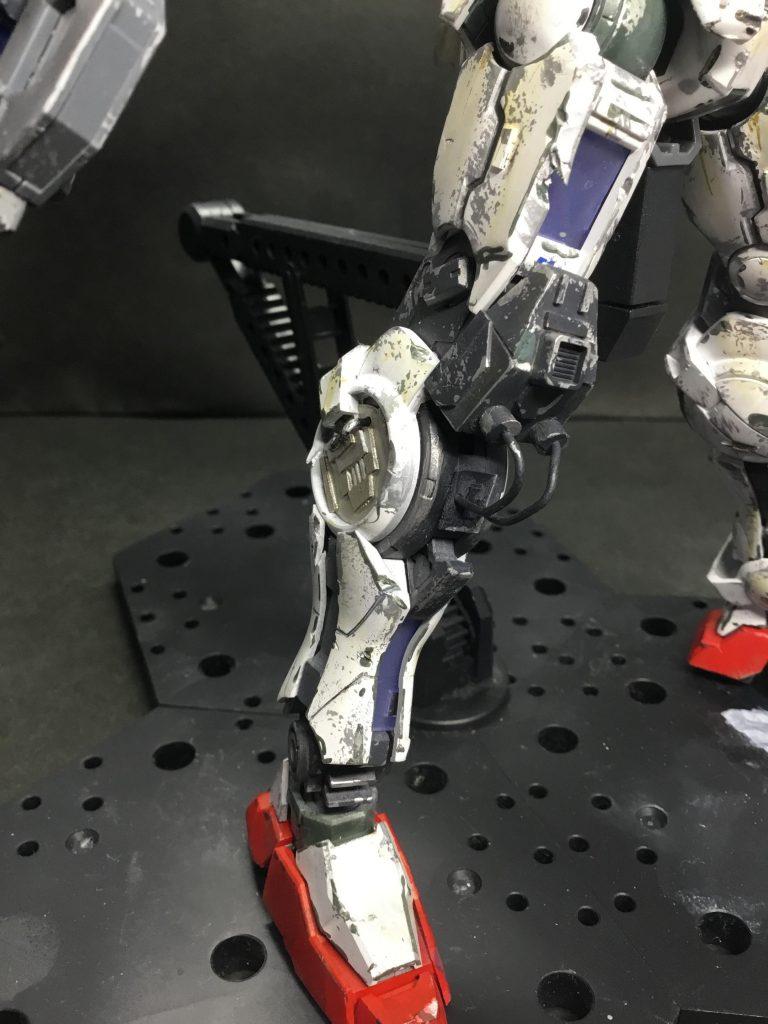 GUNDAM EXIA RE 制作工程3