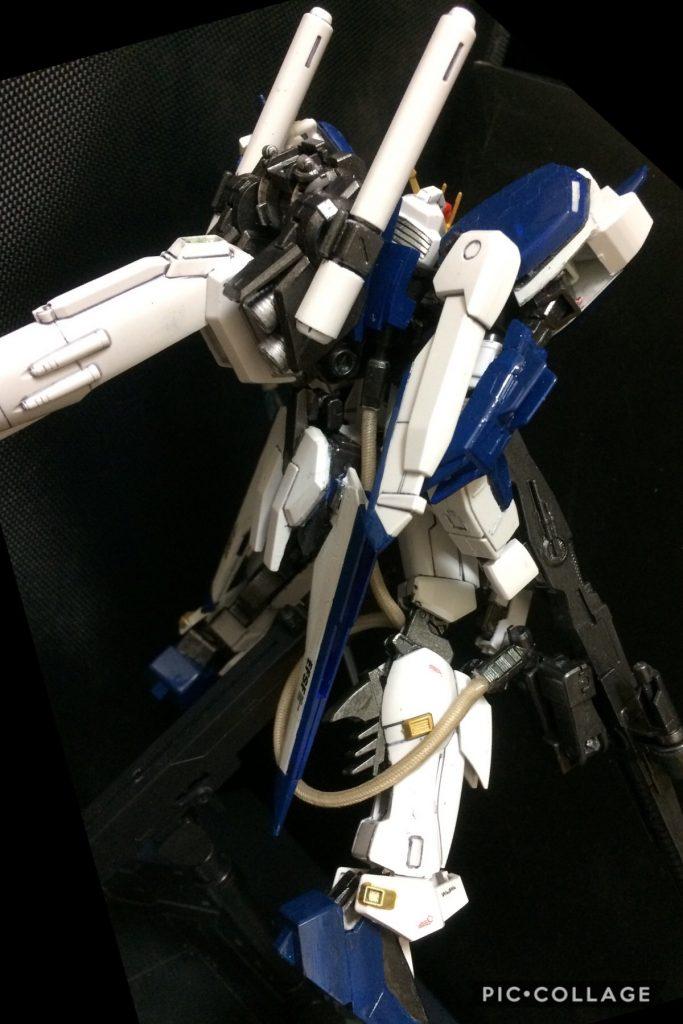 スペリオルガンダム インプルーヴメント Superior-Gundam improvement アピールショット8