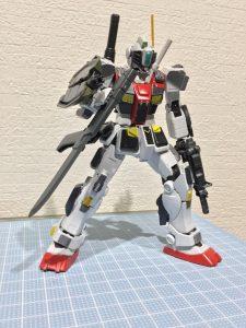 RX-78-1GA プロトガンダムジムアーマー
