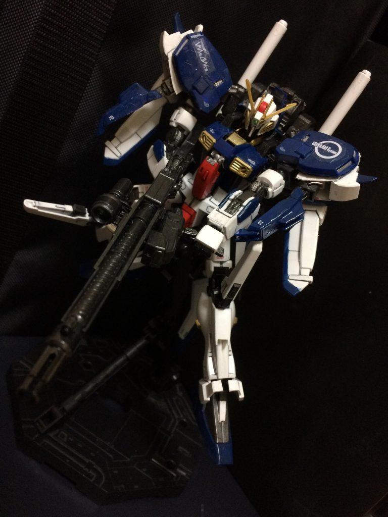 スペリオルガンダム インプルーヴメント Superior-Gundam improvement アピールショット4