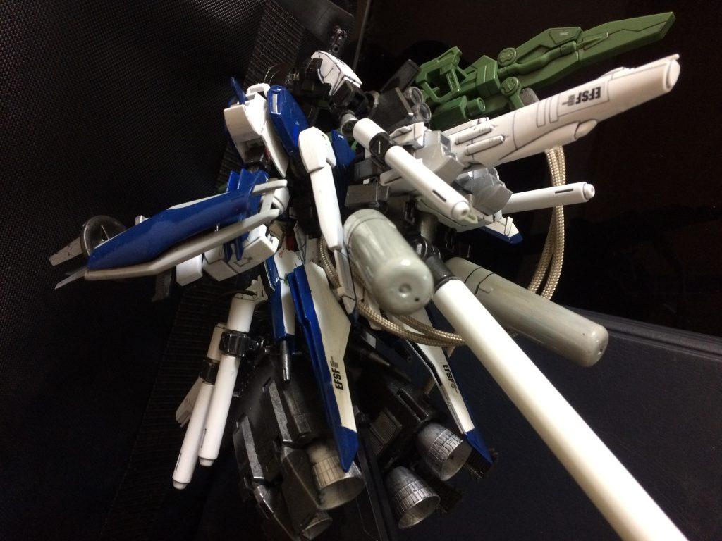Sガンダム インプルーヴメント ディープストライカーEasy        S Gundam improvement DEEP−STRIKER EASY アピールショット2