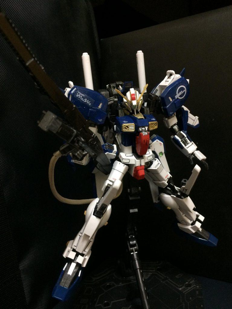 スペリオルガンダム インプルーヴメント Superior-Gundam improvement アピールショット3
