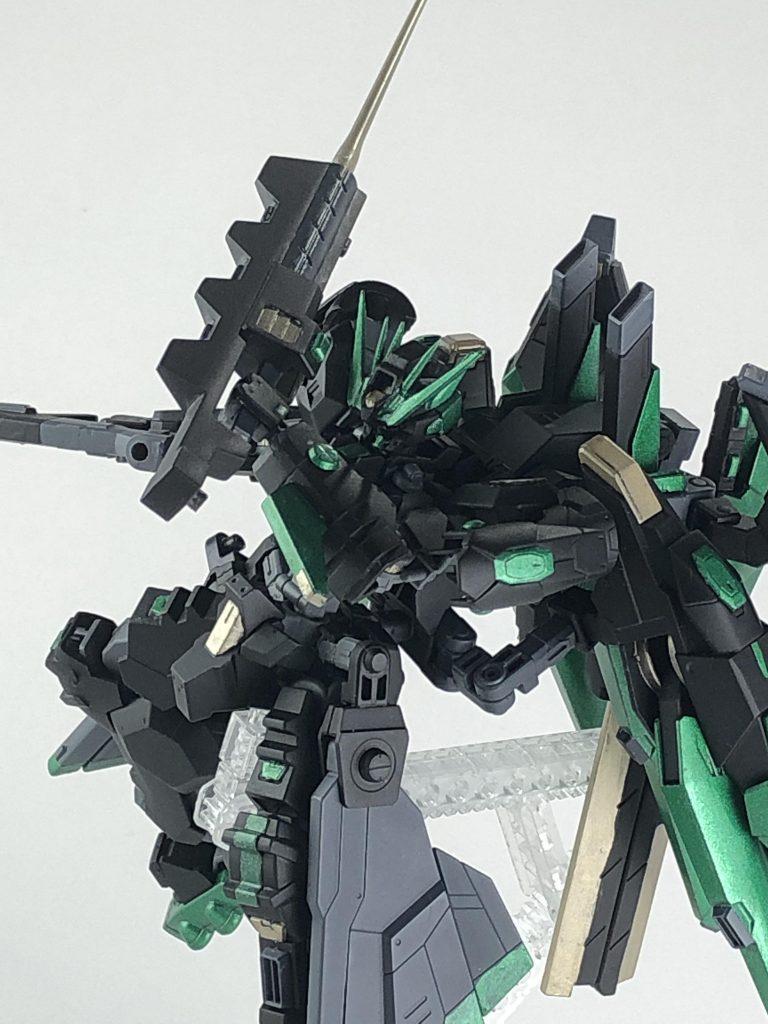 ASW-GS-07 ガンダム レヴィリム アピールショット4