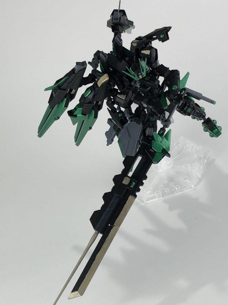 ASW-GS-07 ガンダム レヴィリム アピールショット8