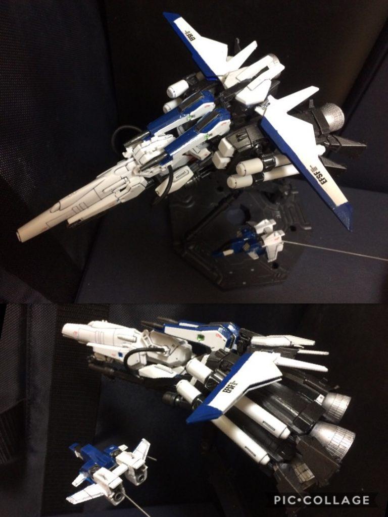 Sガンダム インプルーヴメント ディープストライカーEasy        S Gundam improvement DEEP−STRIKER EASY アピールショット7