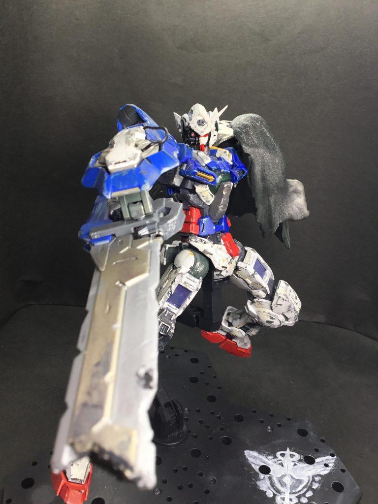 GUNDAM EXIA RE アピールショット6