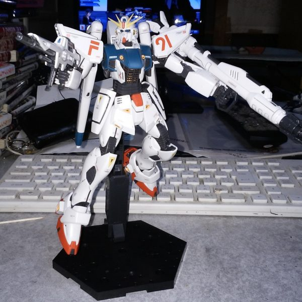 MGver2.0ガンダムF91
