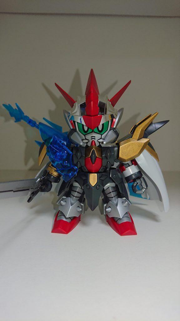 魔竜剣士ゼロガンダム🙌 アピールショット1