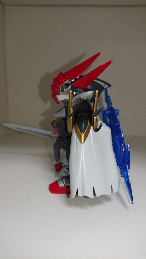 魔竜剣士ゼロガンダム🙌 アピールショット2