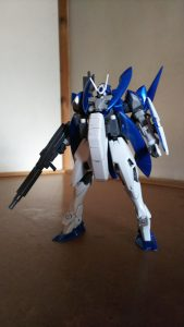 GN-X multi range ~量産機に輝きを~