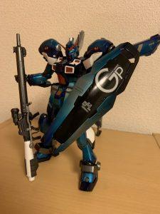 ガンダム試作4号機 ガーベラ