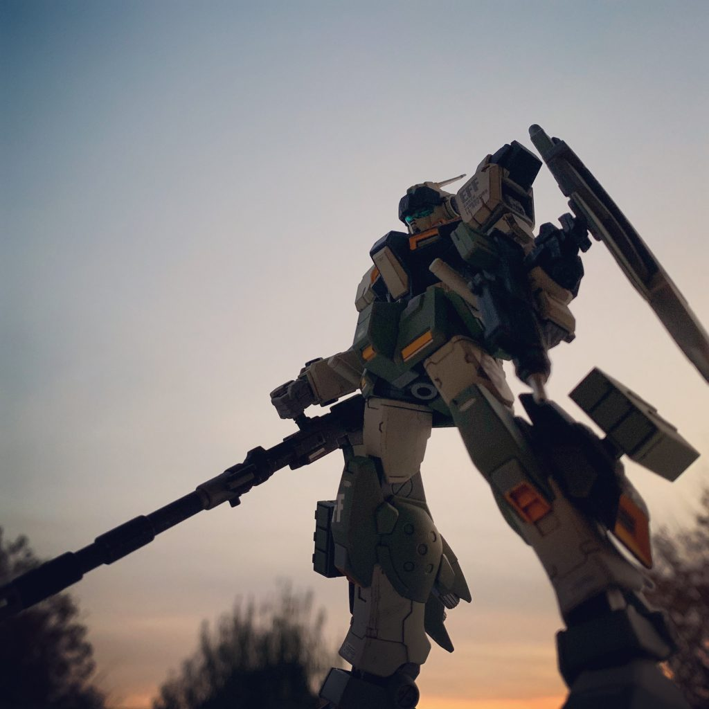 RX-80PR PALE RIDER