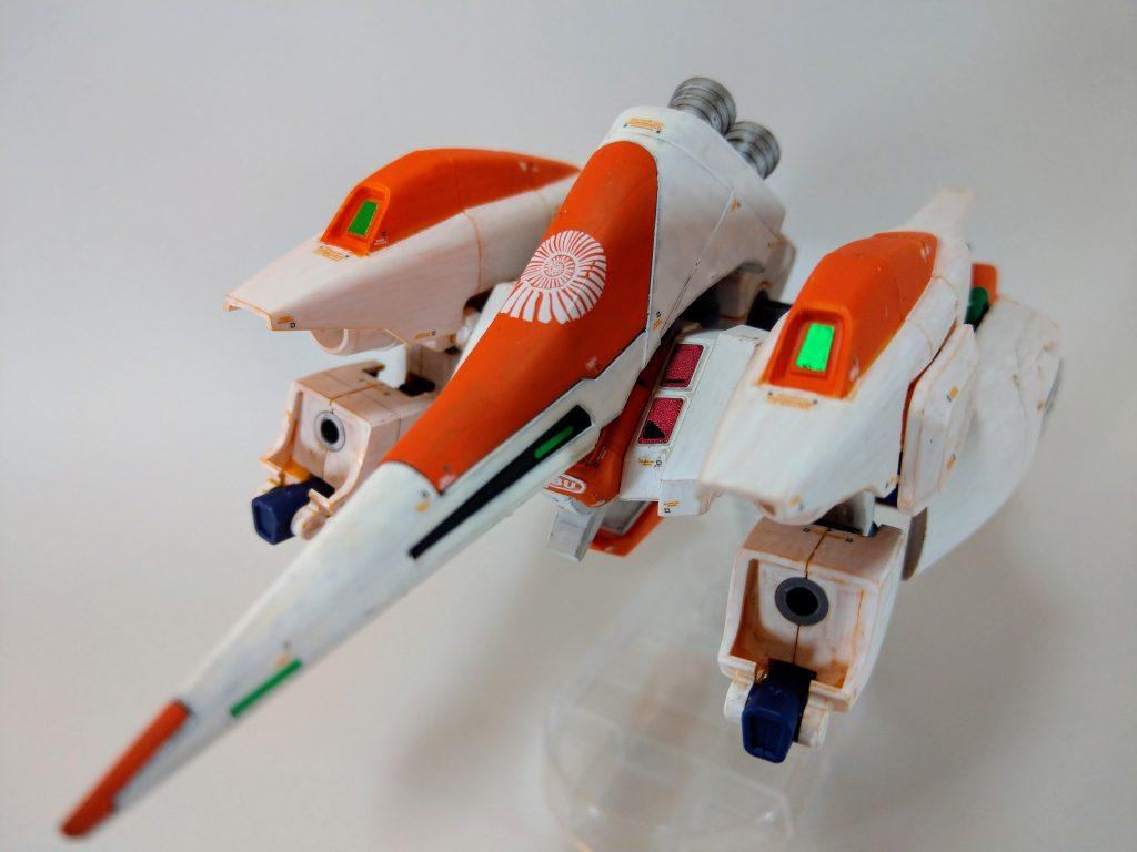 HGUCメタス(深海探査用) アピールショット3