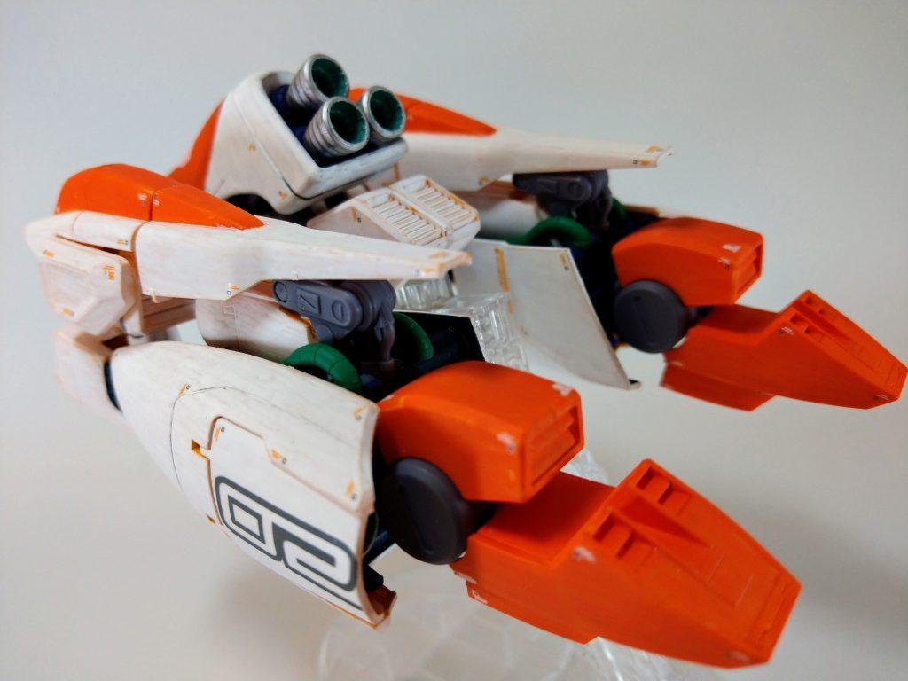 HGUCメタス(深海探査用) アピールショット4