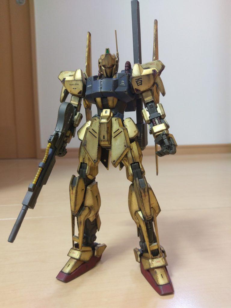 MG 百式 2.0 アピールショット6