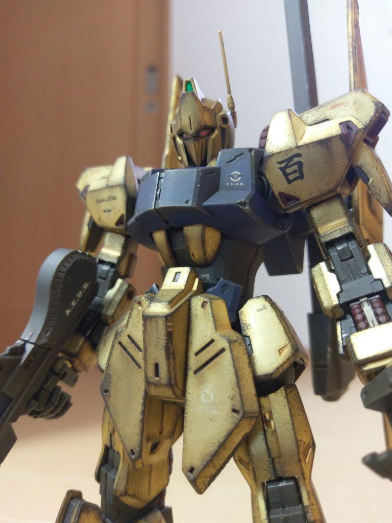 MG 百式 2.0 アピールショット5