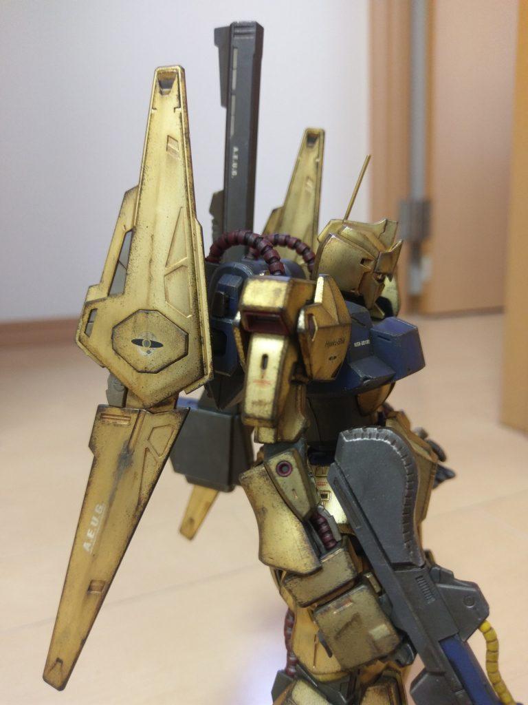 MG 百式 2.0 アピールショット4