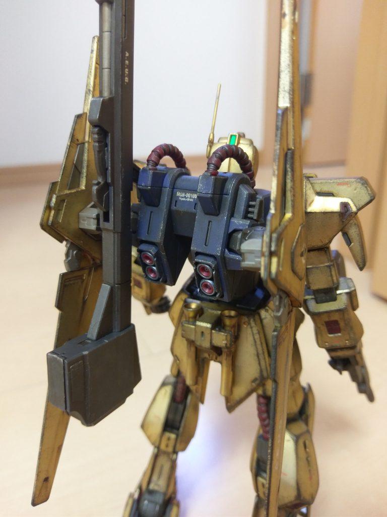 MG 百式 2.0 アピールショット2