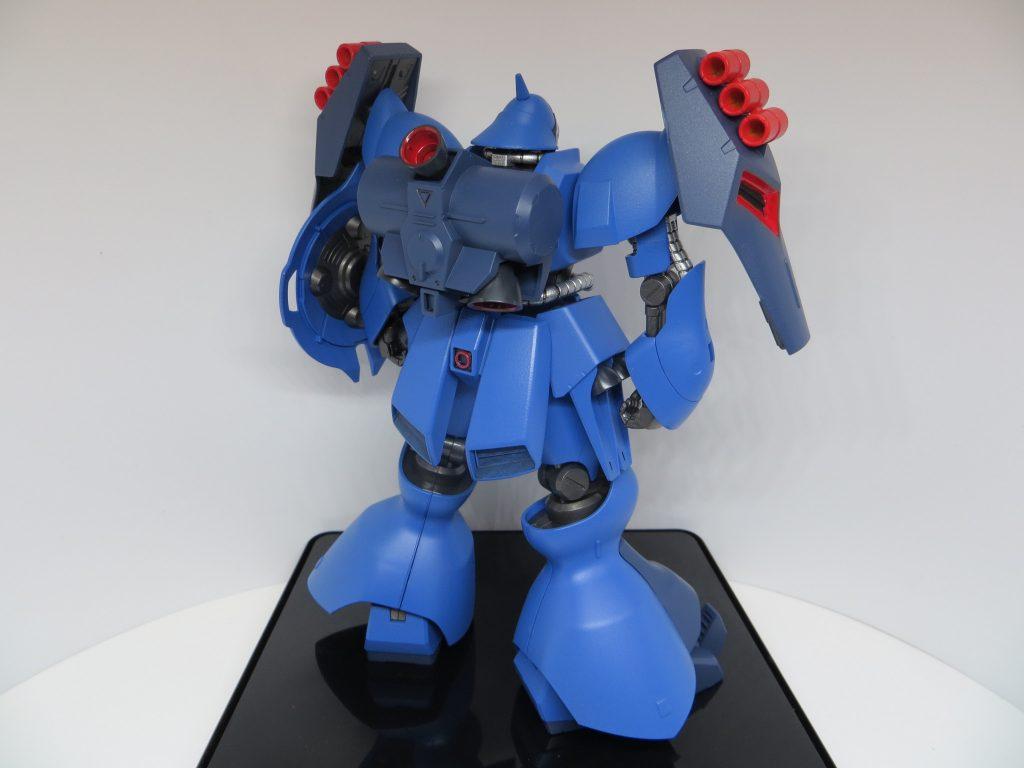 青いヤクトドーガ アピールショット3