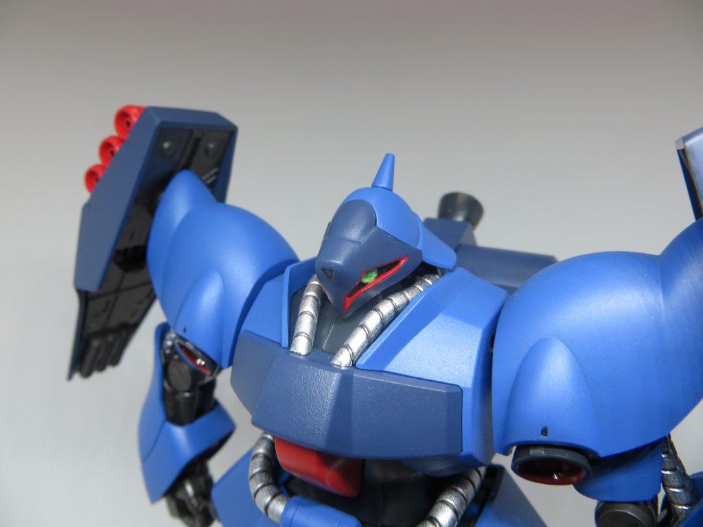 青いヤクトドーガ アピールショット5