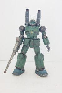 RX-77-2ガンキャノン(鹵獲カラー)