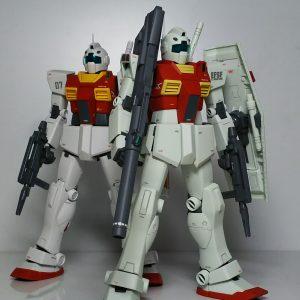 MGジムⅡ(×2)