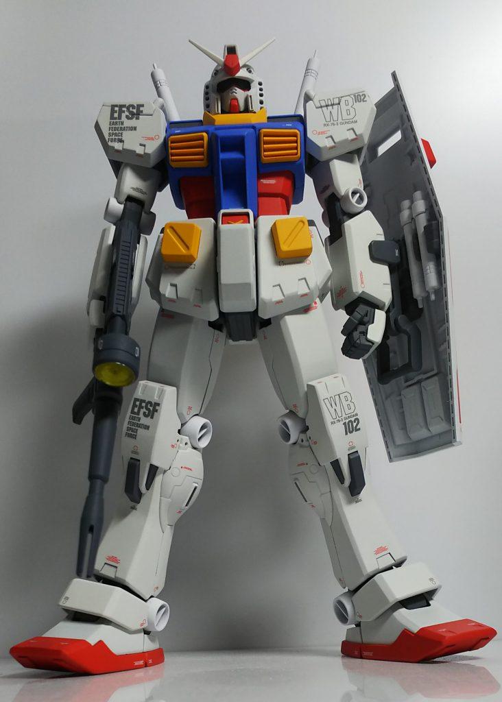 MGガンダムverka アピールショット6