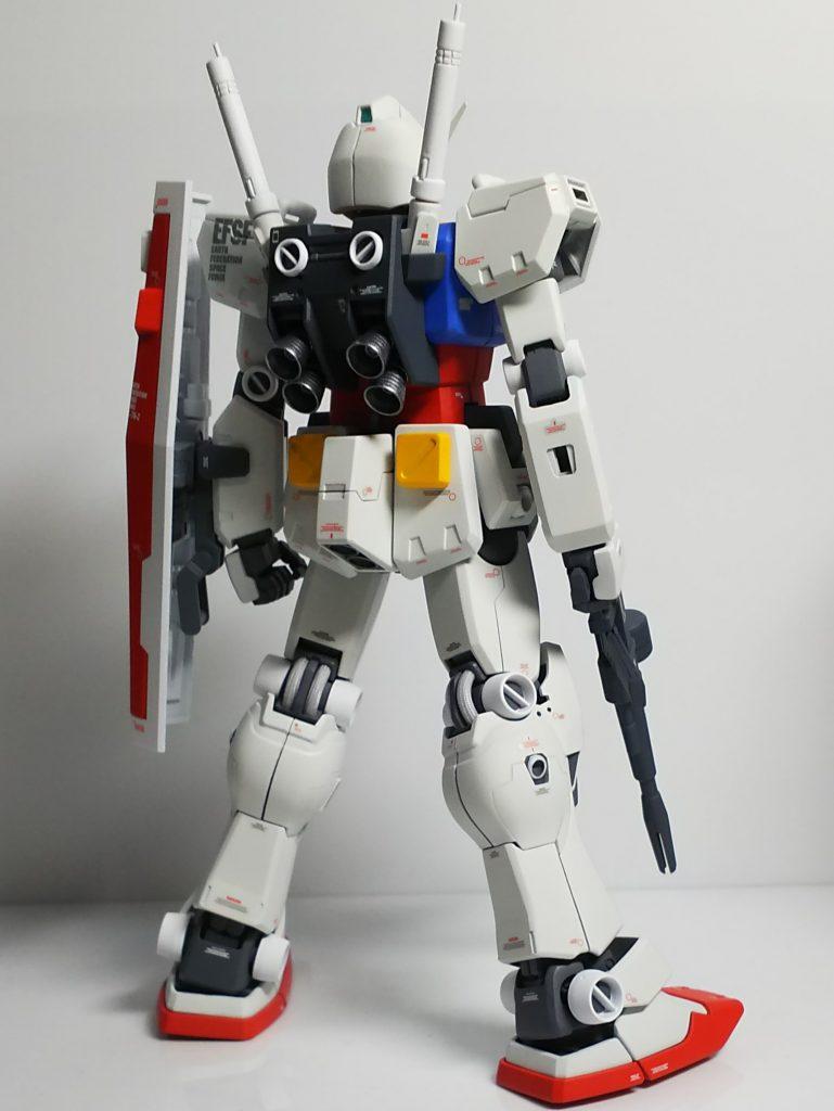 MGガンダムverka アピールショット4