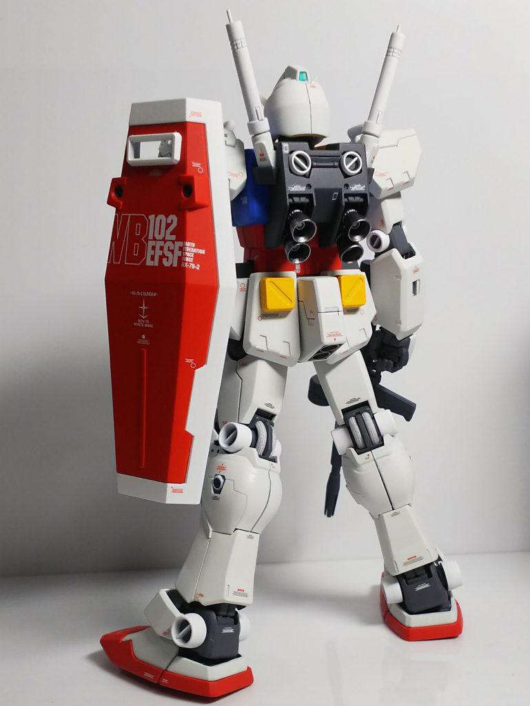MGガンダムverka アピールショット5