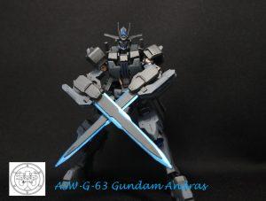 ASW-G-63 Gundam Andras (ガンダム アンドラス)