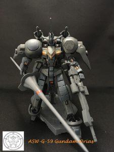 ASW-G-59 Gundam Orias (ガンダム オリアス)