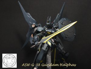 ASW-G-38 Gundam Halphas (ガンダム ハルファス)