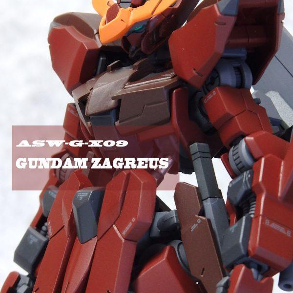 ASW-G-X09 ガンダムザグレウス