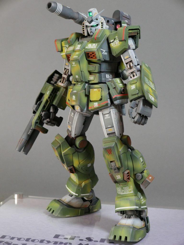 FA78-1 FULL ARMOR GUNDAM