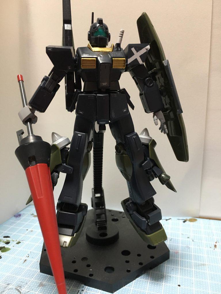 高機動型ジムⅡ(独立遊軍特別部隊仕様)