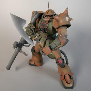 MS-06FS ガルマ専用ザク