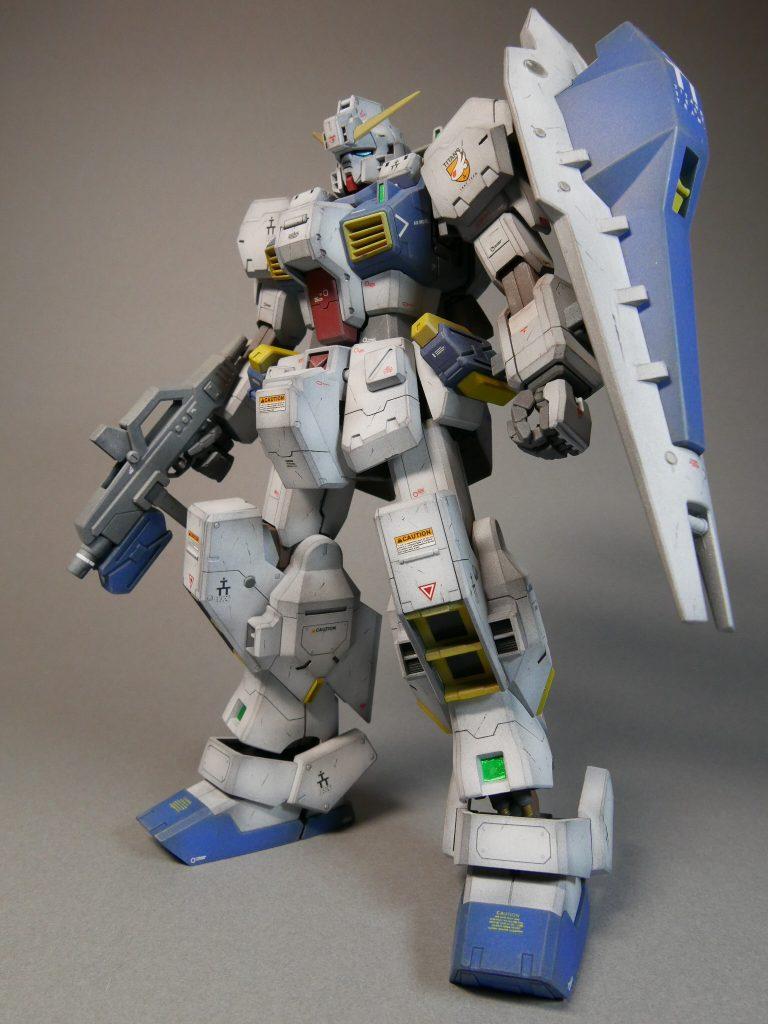 RX121-1 GUNDAM TR-1 [HAZEL CUSTOM]