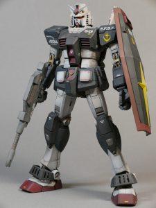 RX-78-1 PROTOTYPE GUNDAM