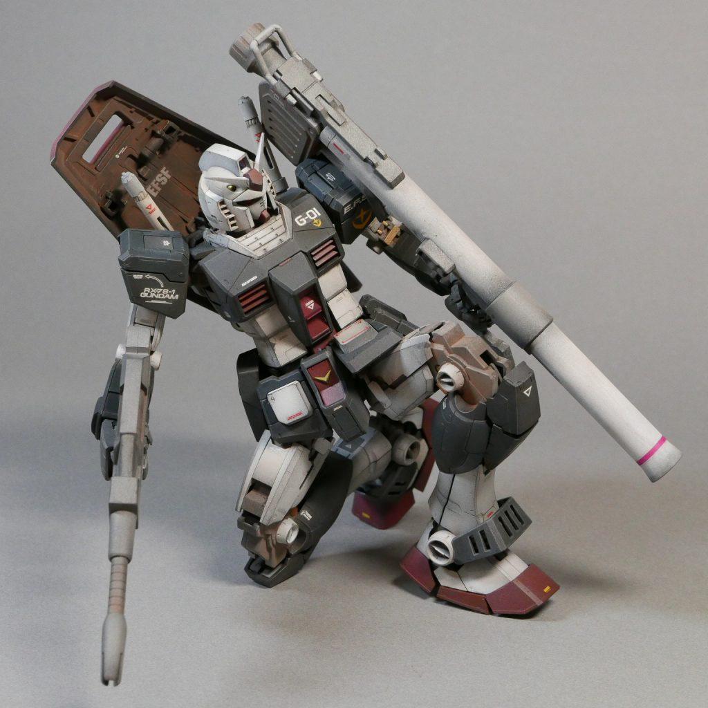 RX-78-1 PROTOTYPE GUNDAM アピールショット3