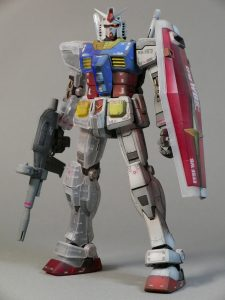 RX-78-2 GUNDAM [translucence]