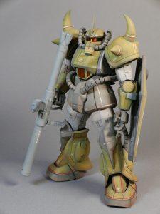 YMS-07A PROTOTYPE GOUF
