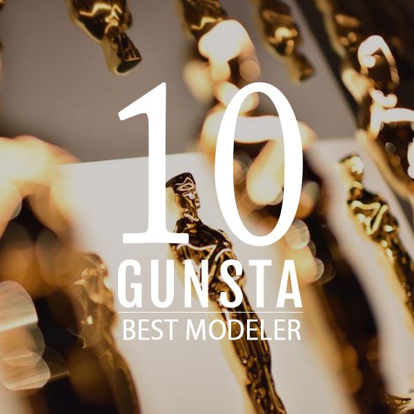 GUNSTA総決算:2020年GUNSTA史上最も偉大な10人のガンプラモデラー(RG部門)