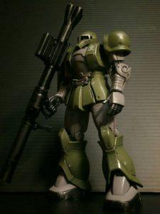 『ザク1』MS-05
