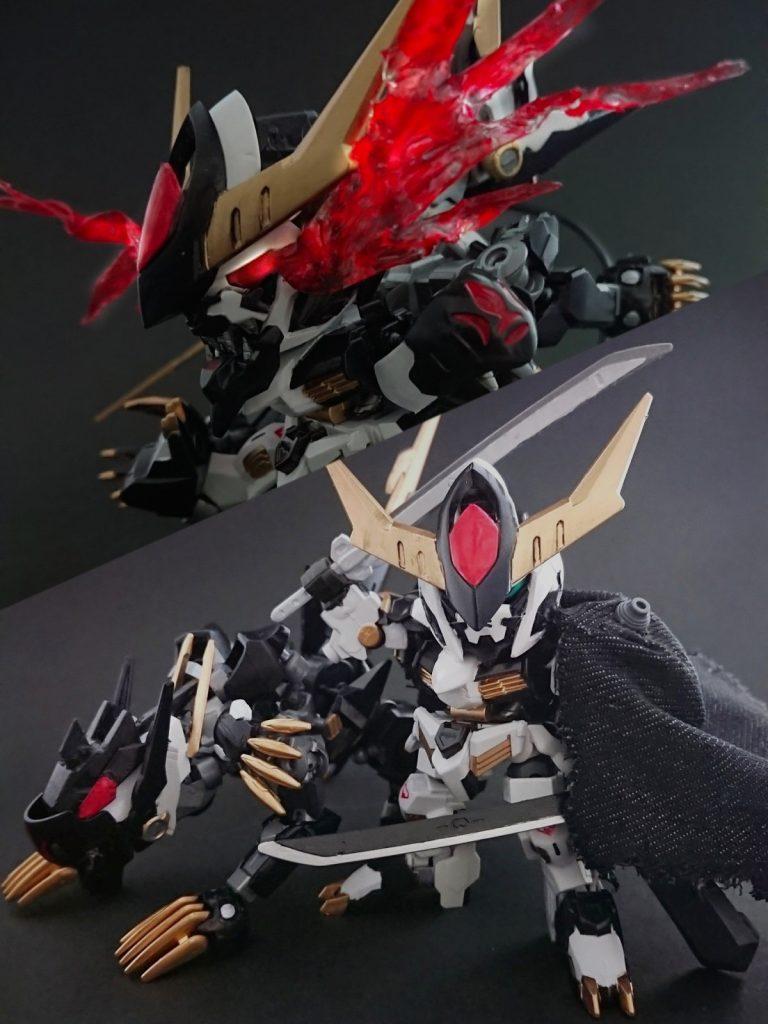 剣士バルバトス/狂戦士バルバトス