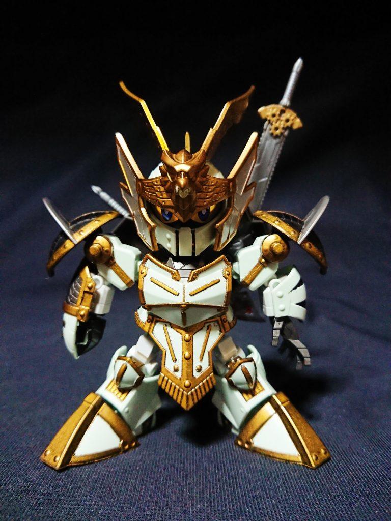 項羽ターンX アピールショット1
