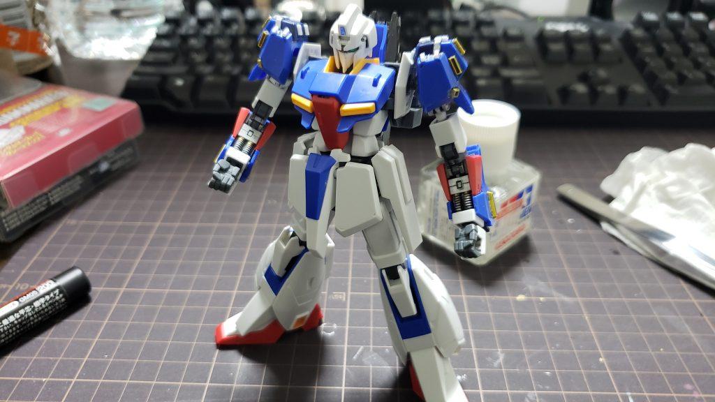 MSZ-006 Zガンダム 制作工程1