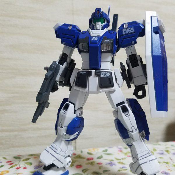 RGM-79PG ジム・ポイントガードカスタム
